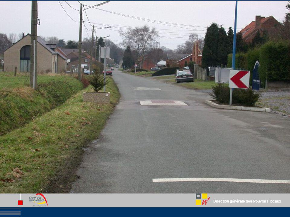 Direction générale des Pouvoirs locaux Région wallonne Les investissements subsidiables.