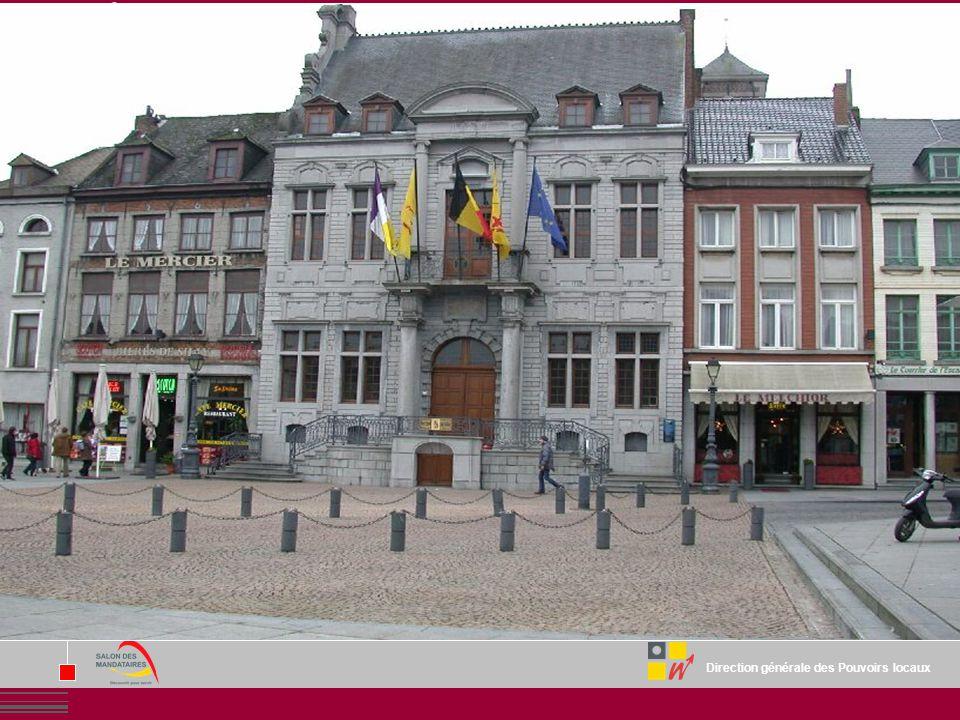 Direction générale des Pouvoirs locaux Région wallonne Suppression des avenants subsidiés Plus de possibilité d octroi d un subside complémentaire par rapport au montant octroyé à la PFA Sauf pour les travaux d égouttage de compétence de la SPGE avec accord de l OEA