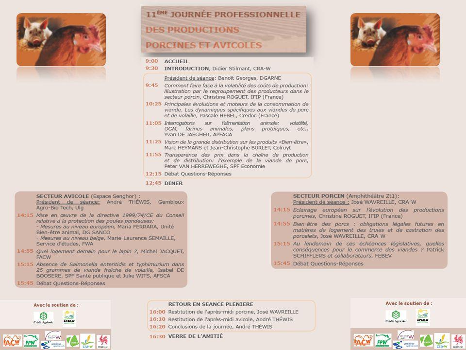 SPF SANTE PUBLIQUE, SECURITE DE LA CHAINE ALIMENTAIRE ET ENVIRONNEMENT