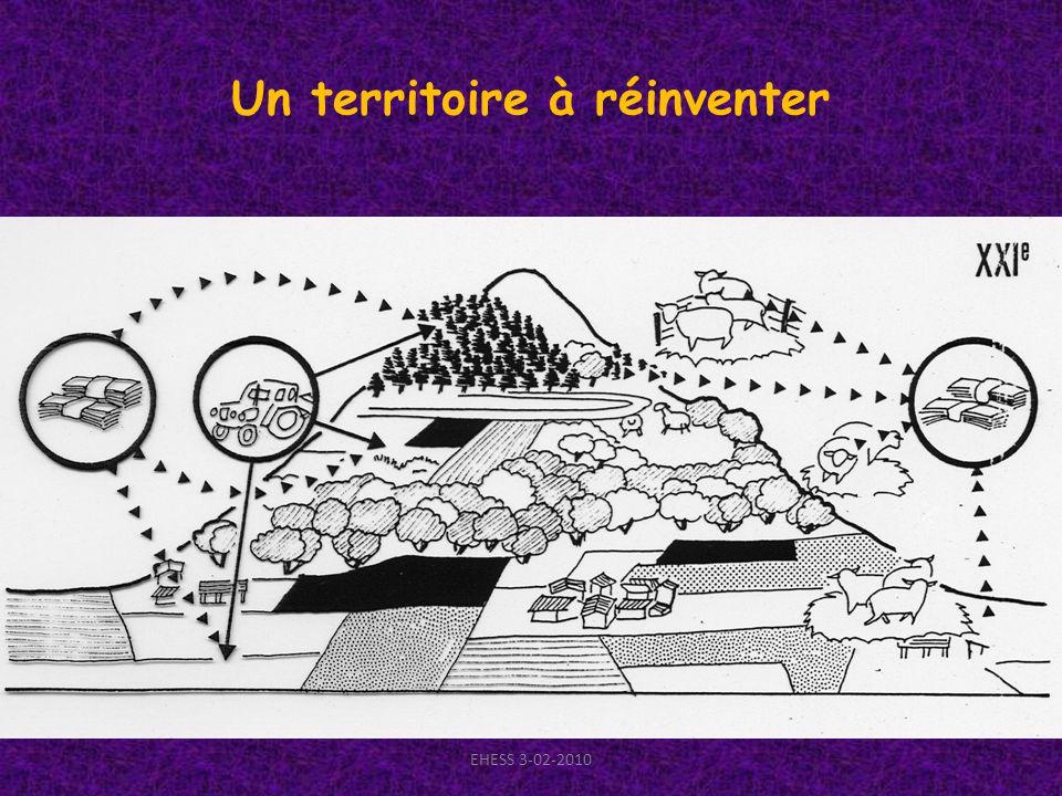 EHESS 3-02-2010 Un territoire à réinventer