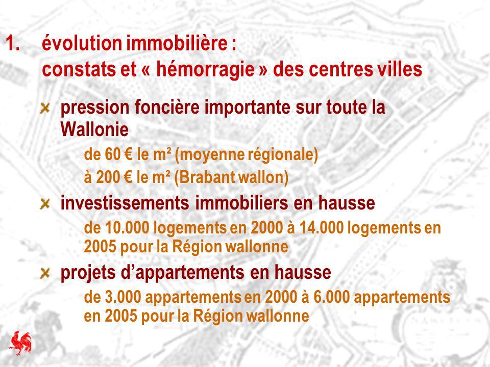 projets de villes « bis » : disponibilité foncière et peu de contraintes urbanistiques projets en centre ville : trop long, trop cher, trop compliqué gestion parcimonieuse du sol et économie dénergie