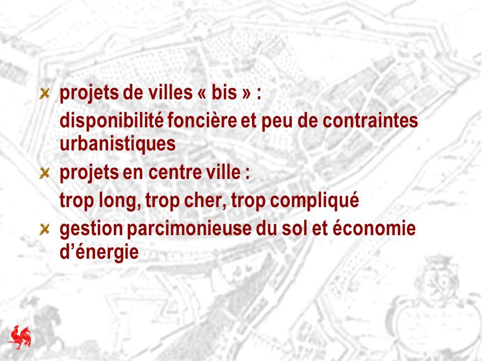 un projet dampleur : qui développe la multifonctionnalité qui implique des modifications de parcelles et de voirie qui insère une nouvelle perspective dans un tissu ancien lexemple du quartier des Guillemins à Liège