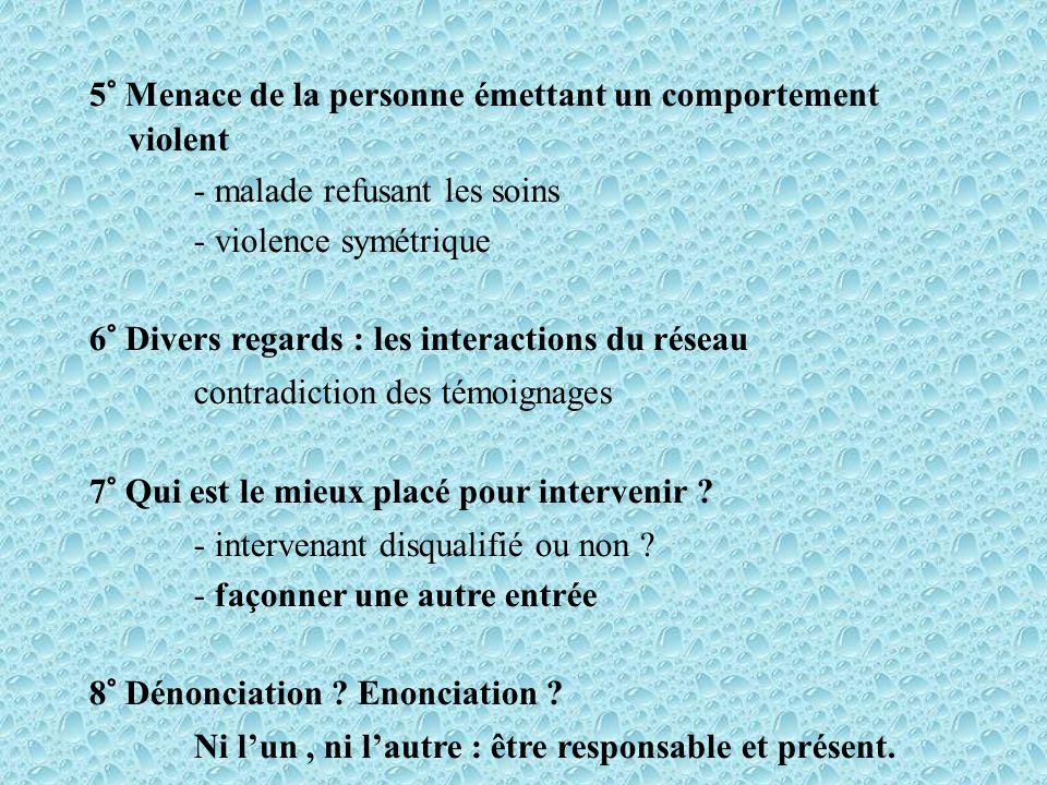 EVALUATION DE LA THEORIE DE LA VIOLENCE (1) 1° Vrai ou faux .
