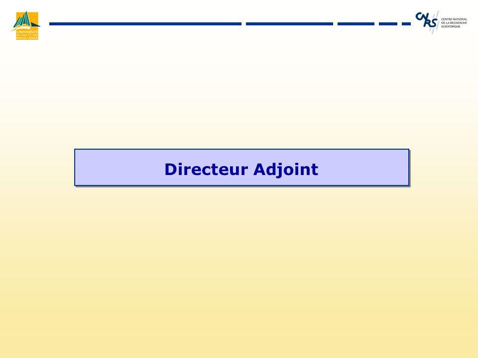 Directeur Adjoint