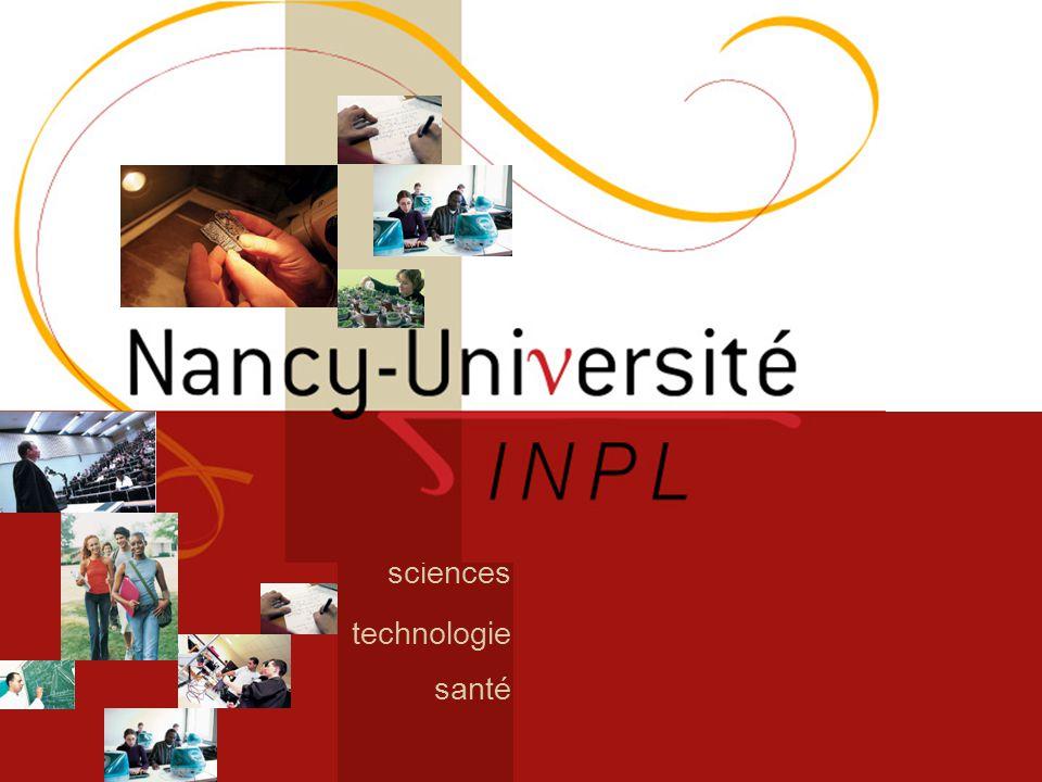 technologie santé sciences