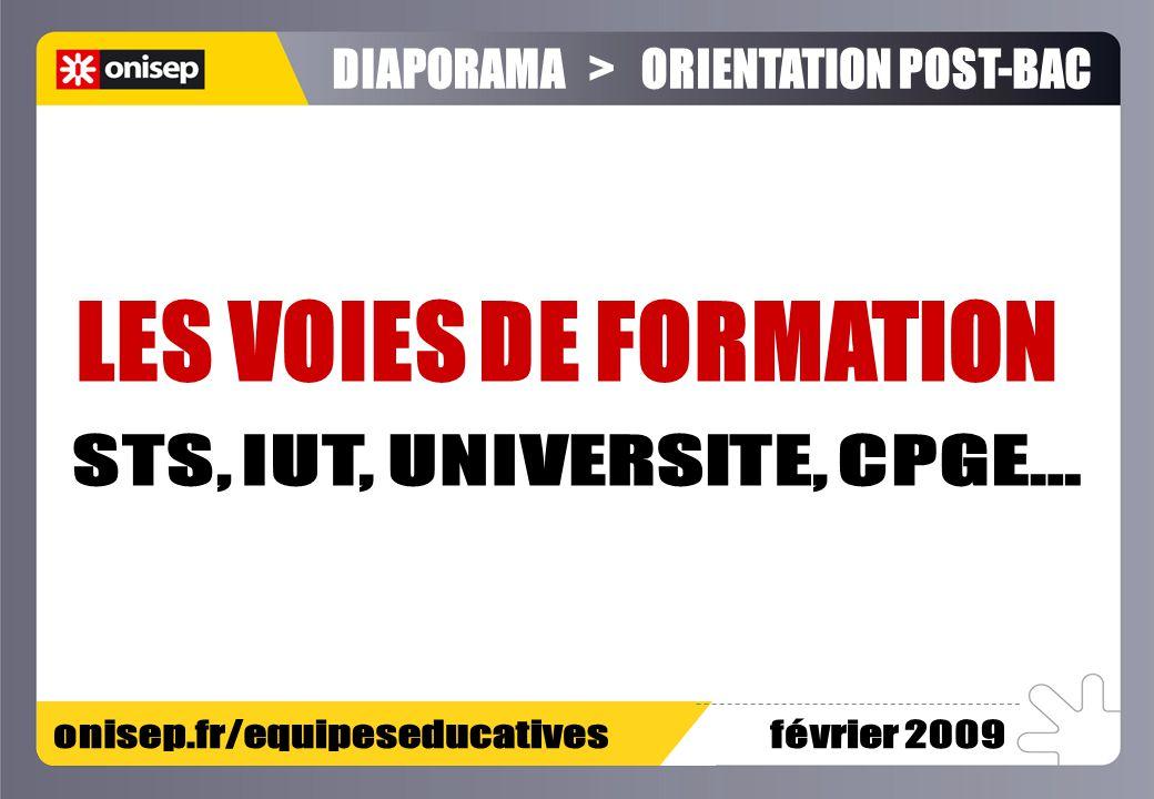 Télécharger la brochure ONISEP « Après le BAC » de votre région www.onisep.fr Publications régionales En téléchargement 2 Dans ma région 1