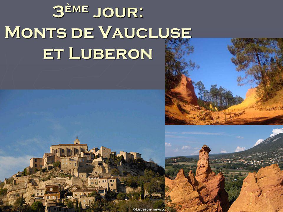 La Provence: lavande, santons, olive et cigales