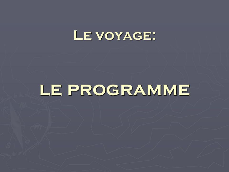 1 er jour: Vol Juliana - Marseille