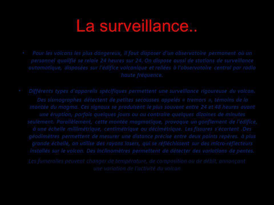 La protection civile..