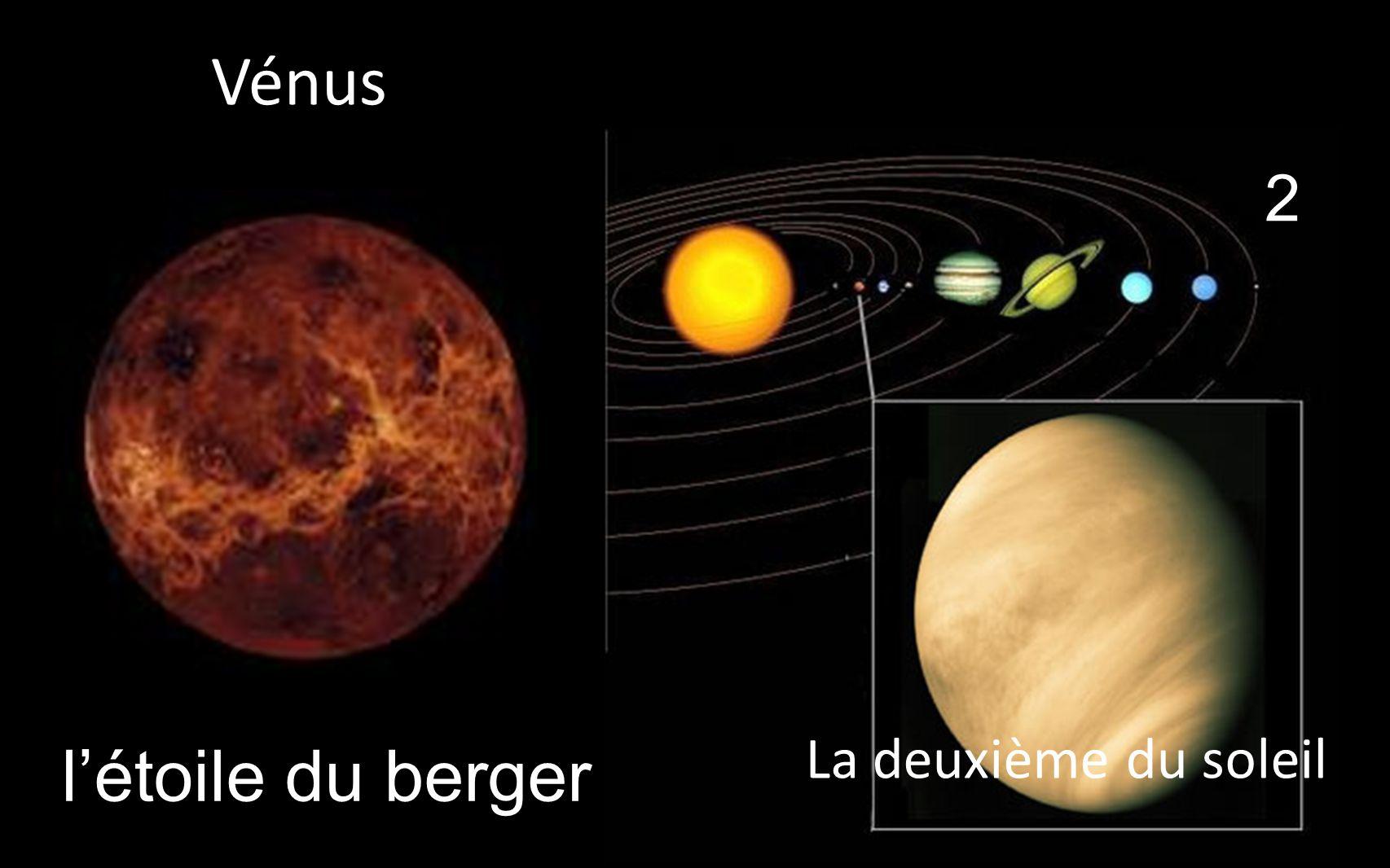 _ Vénus létoile du berger La deuxième du soleil 2