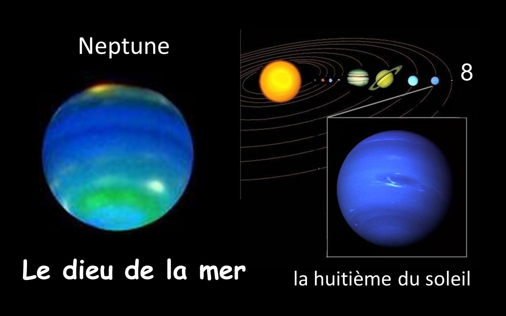 _ Neptune _ Le dieu de la mer la huitième du soleil 8