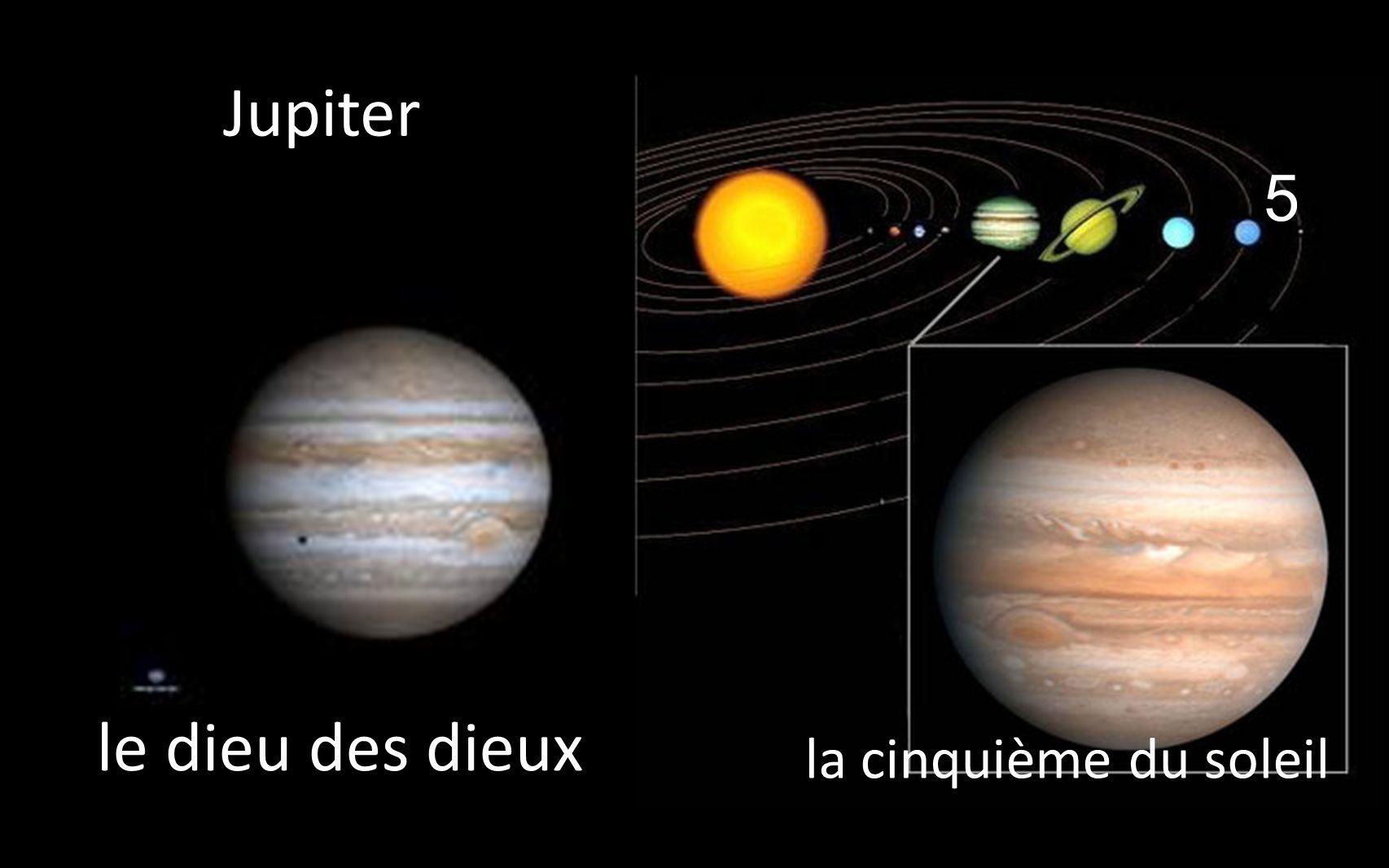 _ Jupiter _ le dieu des dieux la cinquième du soleil 5