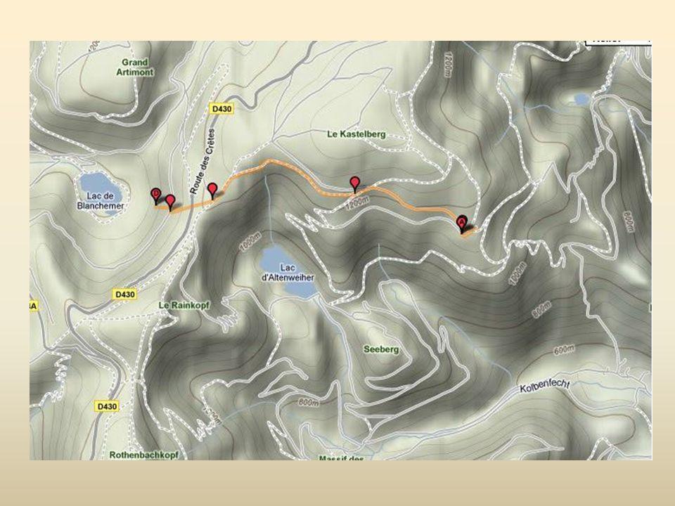 Le rainkopf Citation extraites de : Le Rainkopf est un sommet du massif des Vosges situé quatre kilomètres au sud du Hohneck. Cette montagne borde la