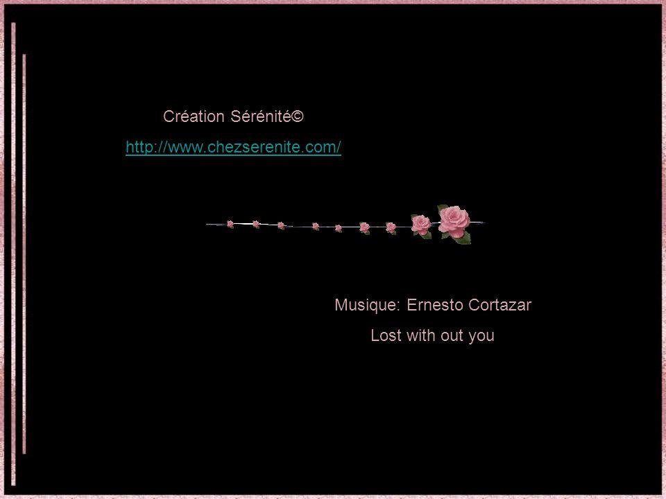 Création Sérénité© http://www.chezserenite.com/ Musique: Ernesto Cortazar Lost with out you