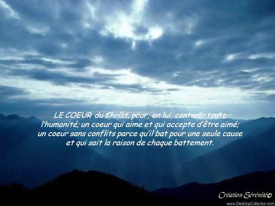 LA VOlX du Christ pour communiquer les beautés les plus profondes de la vie et de la vérité que jai découverte.
