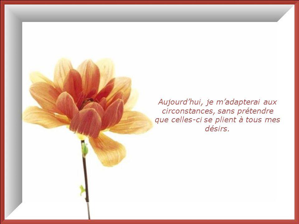 Aujourdhui, je serai heureux dans la certitude davoir été créé pour le bonheur, non seulement dans lautre monde mais également dans celui-ci.
