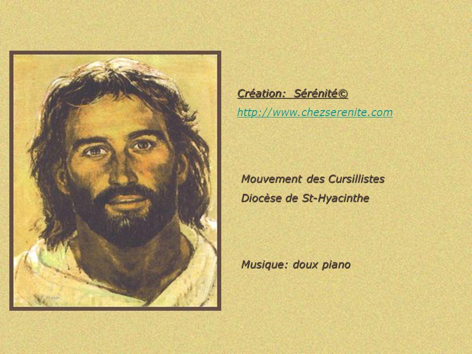 Porter le regard de Jésus, cest avoir le cœur ouvert et libre, libéré de préjugés, dégoïsme, de rancune et de mépris pour prendre conscience que nous