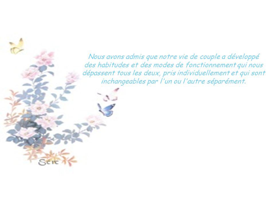 LES DOUZES ÉTAPES DE LA VIE DE COUPLE Cliquez pour débuter http://www.chezserenite.com/