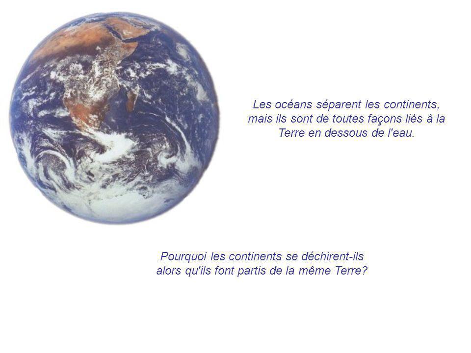 La Terre porte en elle les quatre couleurs de la peau des hommes. À certains endroits elle est rouge, à d'autres, blanche, noire ou jaune.