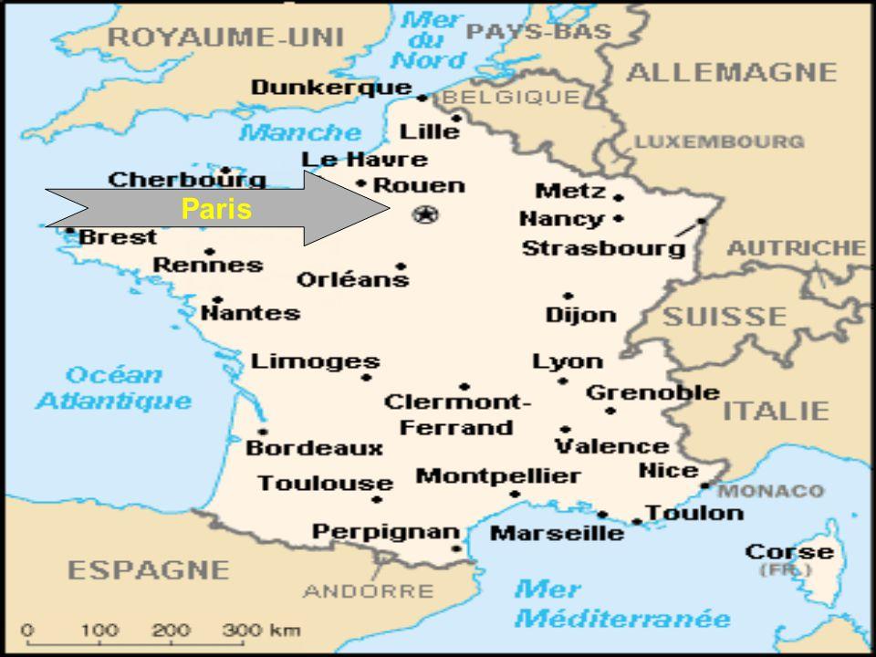 presentation 1 st slide: name, form, title Mon monument préféré You must have at least 6 other slides You must have at least 6 sentences in French on your monument