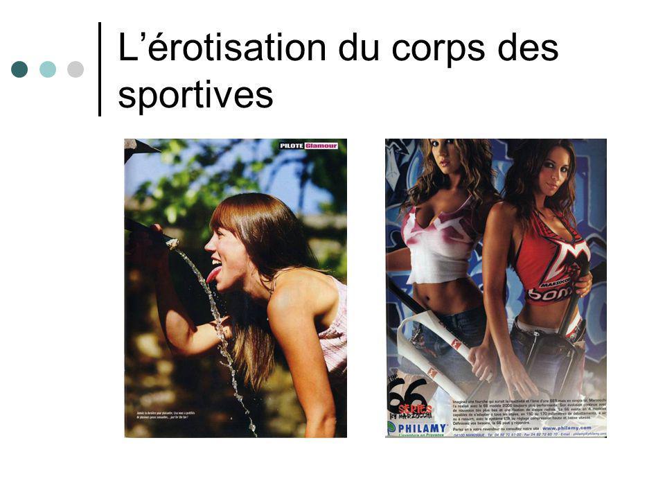 Lérotisation du corps des sportives