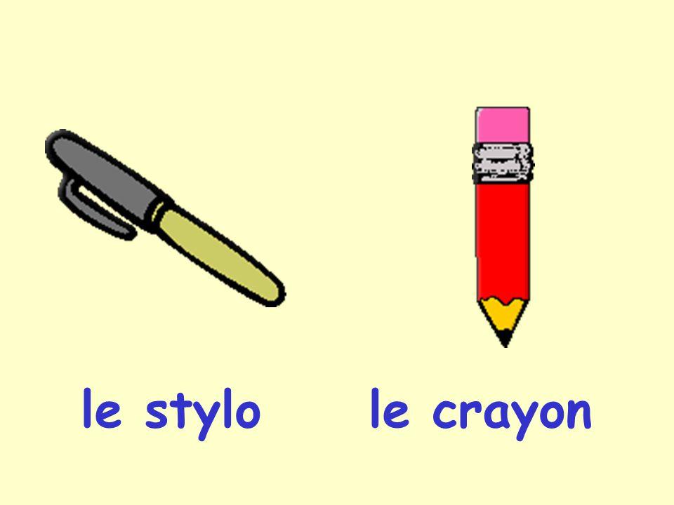 le stylole crayon