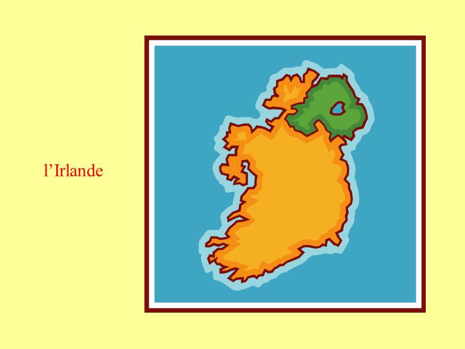 lIrlande du Nord