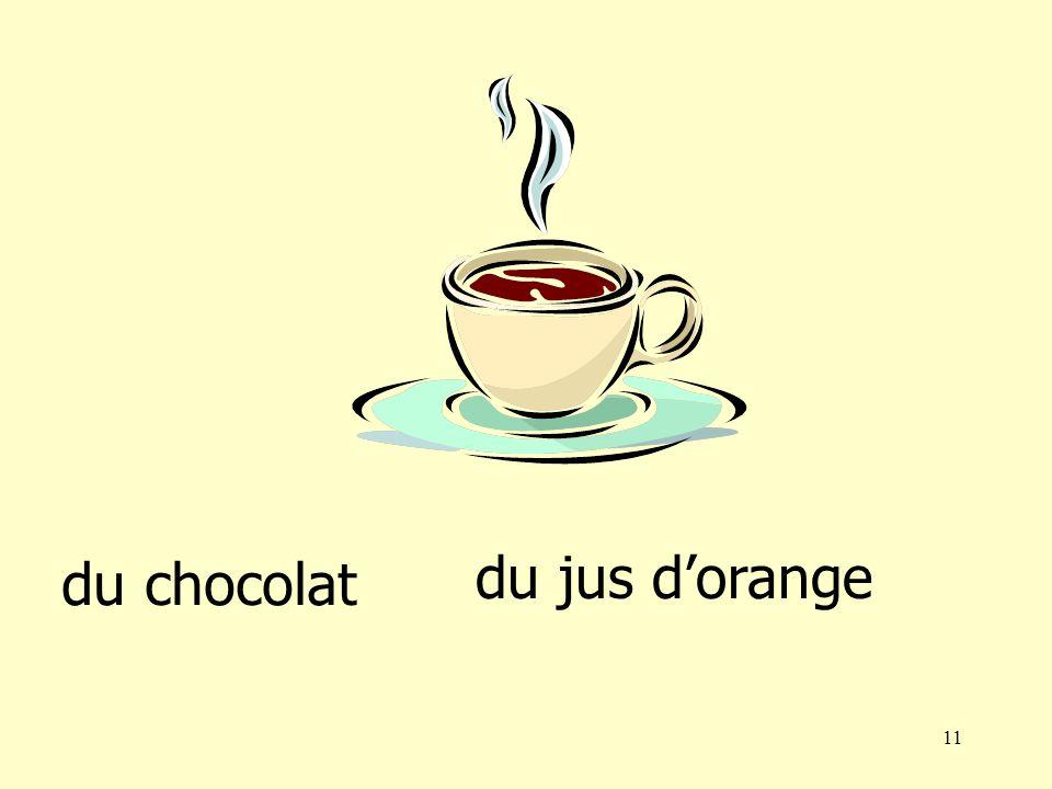 10 du thé du café