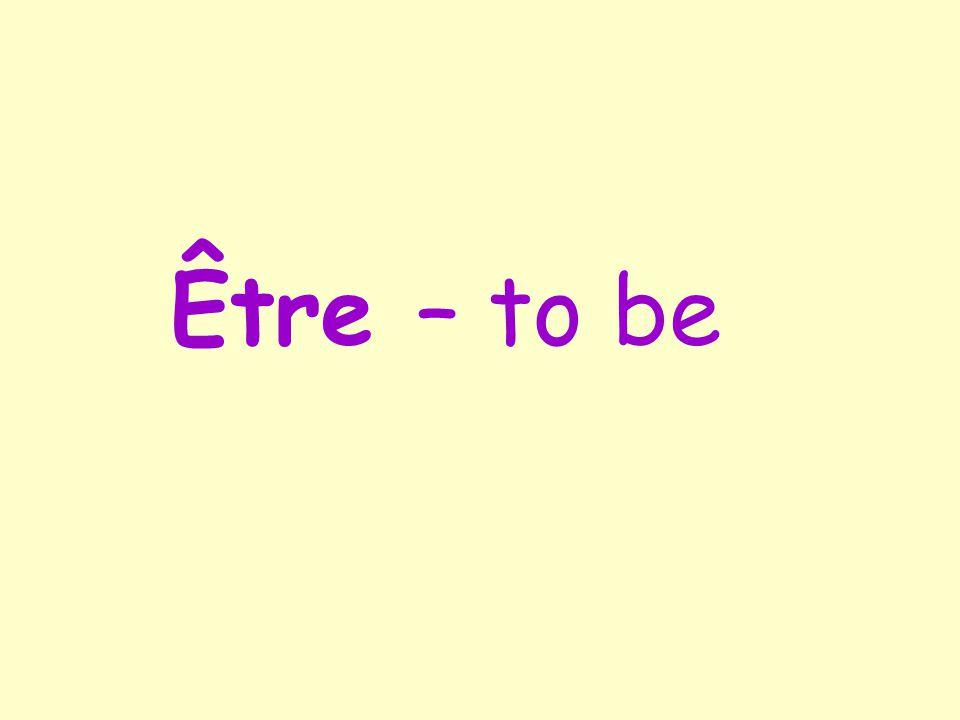 Les devoirs: Dessine un poster en français… Il sappelle Jean-claude.