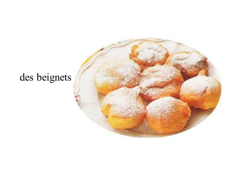 des beignets
