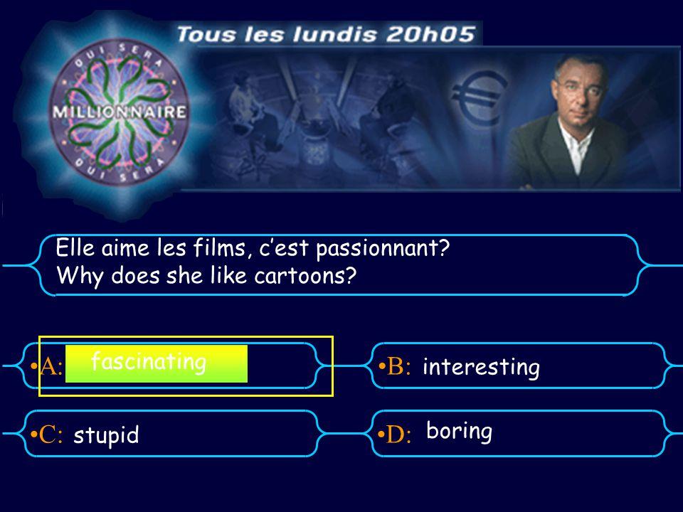 A:B: D:C: Hit machine quest-ce-que cest.