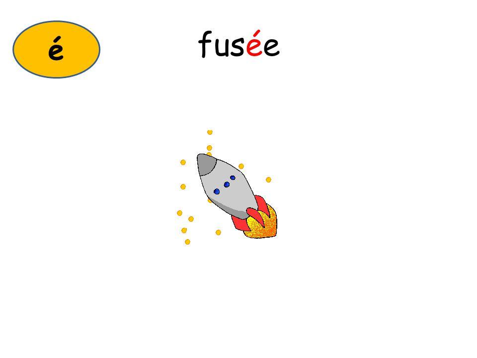 fusée é