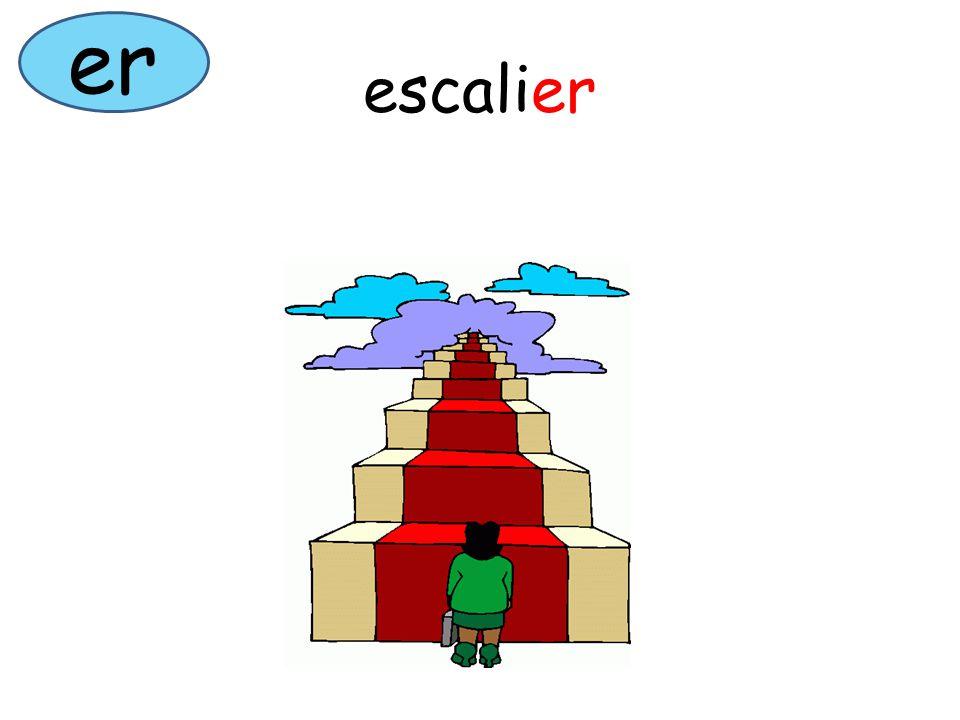 escalier er