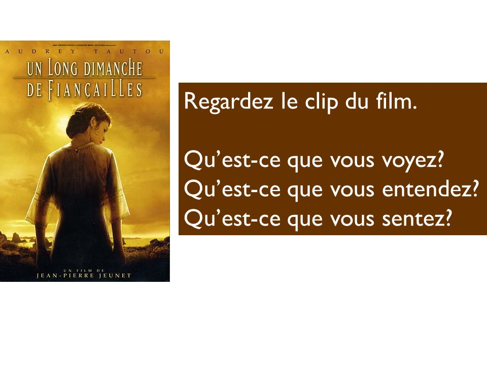 vendredi 26 avril 2013 Was the human impact of World War 1 different for the French? En classe