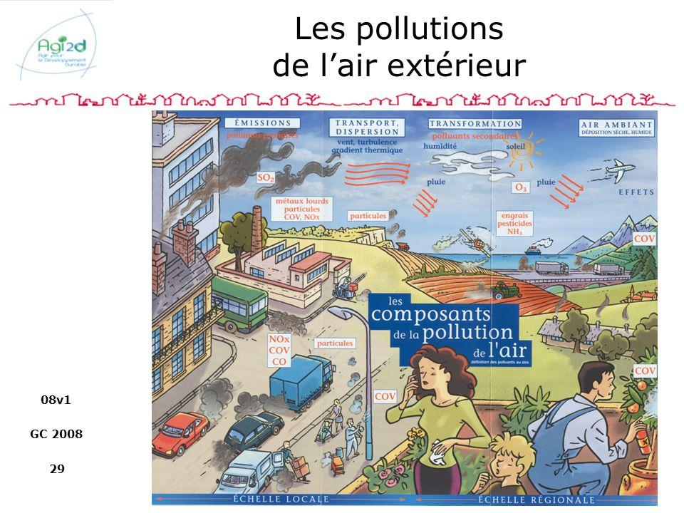 08v1 GC 2008 29 Les pollutions de lair extérieur
