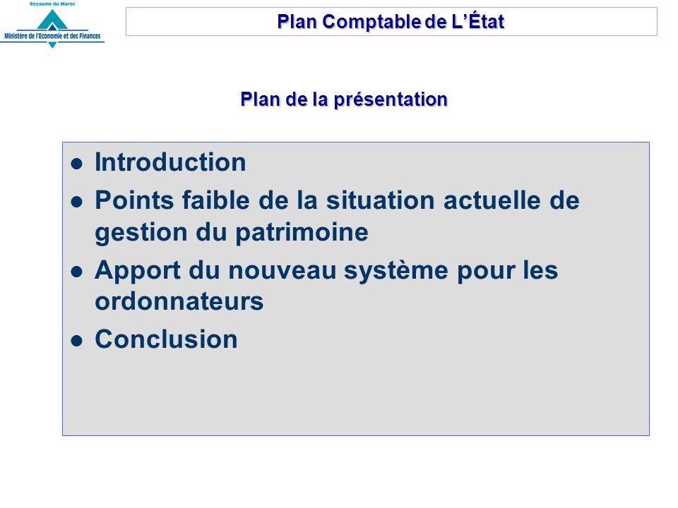 DAAG/DPL Plan Compta de lÉtat
