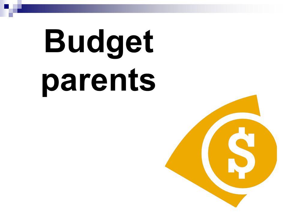 Budget parents
