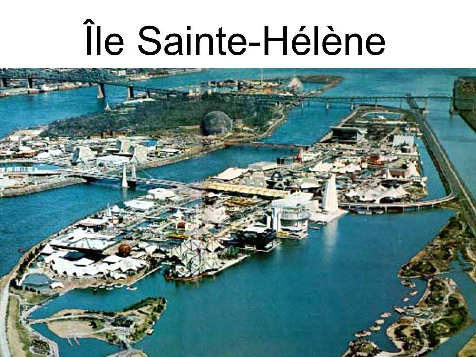 Île Sainte-Hélène