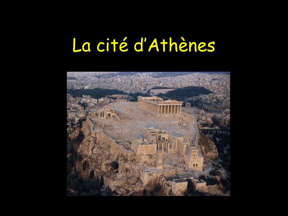 La cité dAthènes