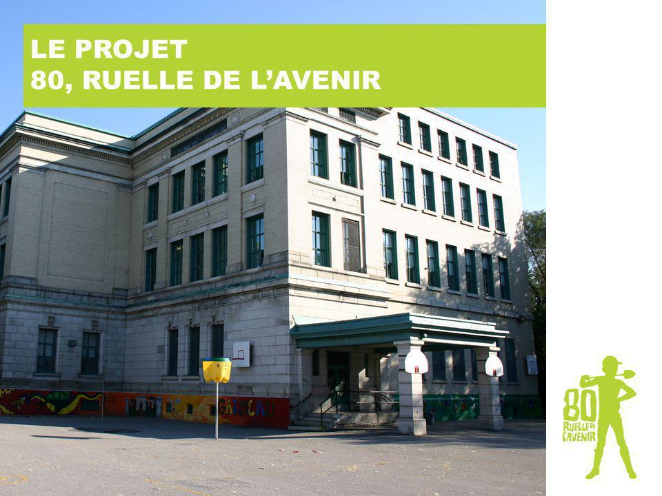 3 LE PROJET 80, RUELLE DE LAVENIR