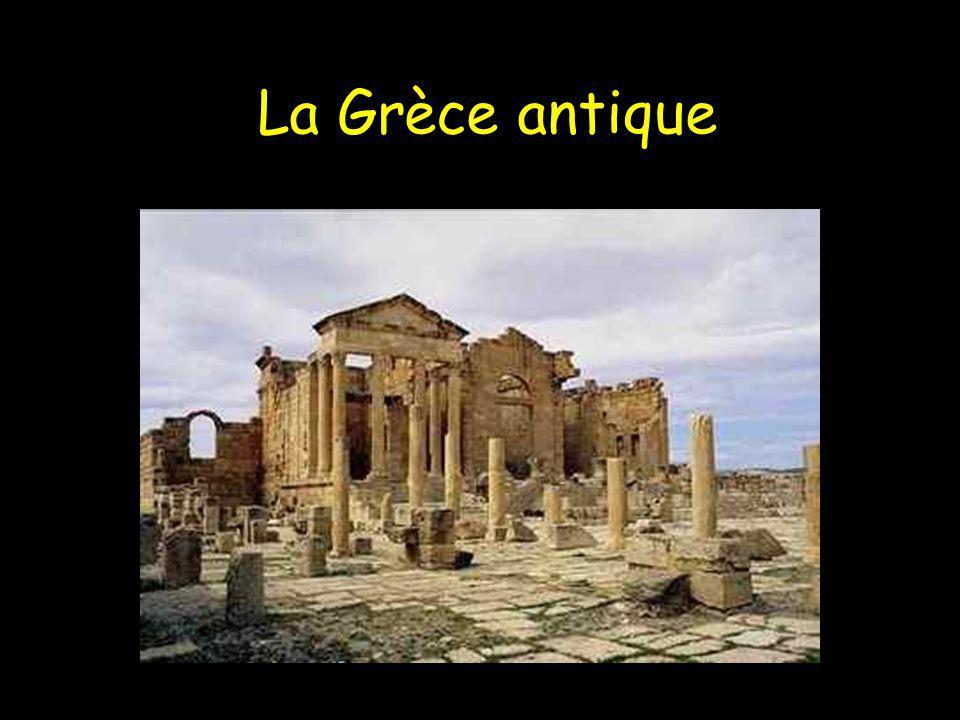 Je vais vous présenter la recherche que jai fait sur la Grèce.