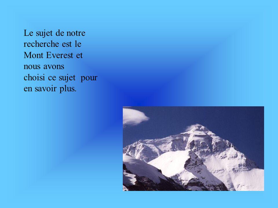 Sir Georges Everest, directeur du service géodésique de l Inde.