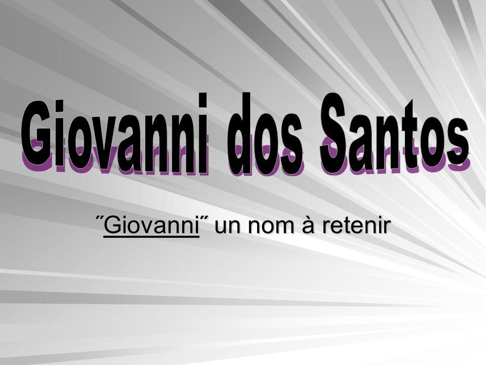 Qui est Giovanni .