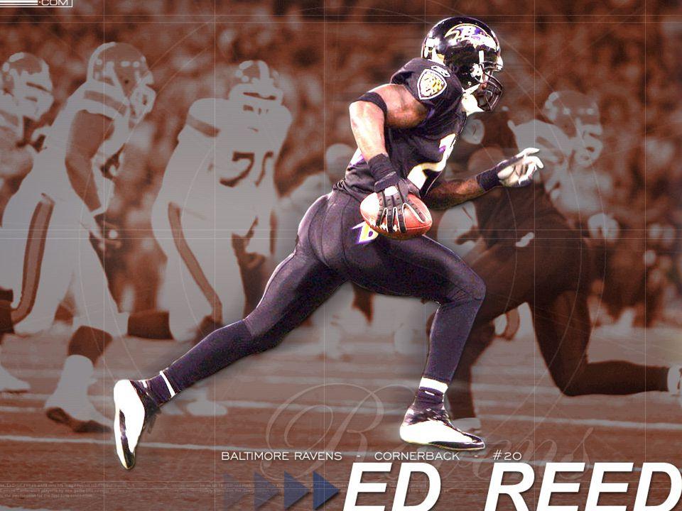Ed Reed a révolutionné la position de maraudeur ( Safety ) dans la NFL ( Ligue Nationale de Football ).Ed Reed a révolutionné la position de maraudeur ( Safety ) dans la NFL ( Ligue Nationale de Football ).