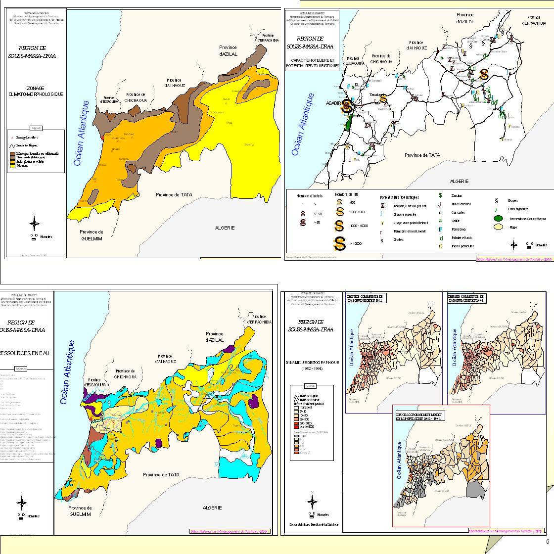 27 Large public Demande de données cartographiques et alphanumériques à partir du système dinformation géographiques (SIG) ; Demande de stages et de formation; Moteur de recherche avec plusieurs clés dentrée.