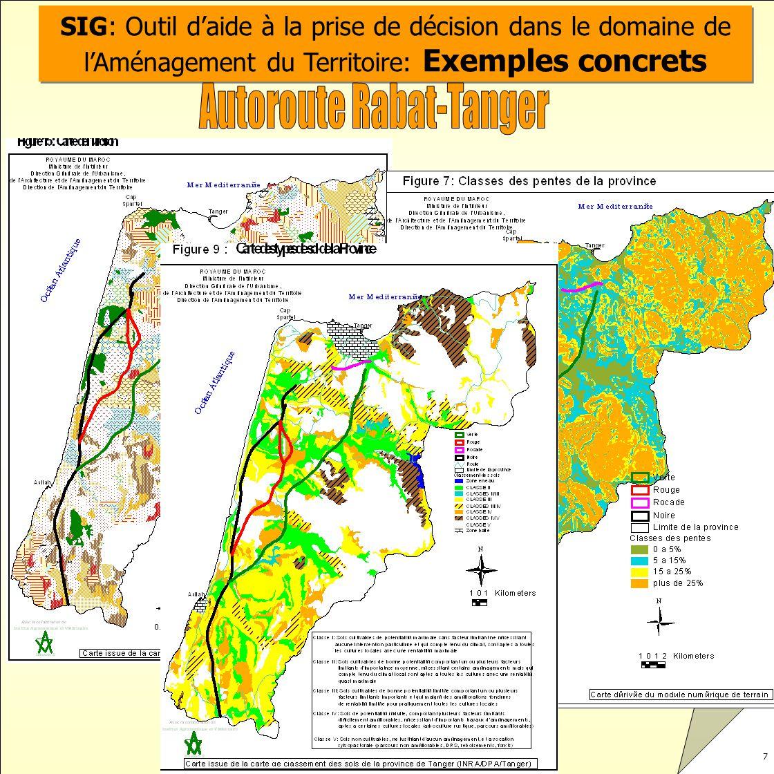 28 Demande de carte Accès au portail Citoyen (Agadir) SIT e-territoires : Sc é nario