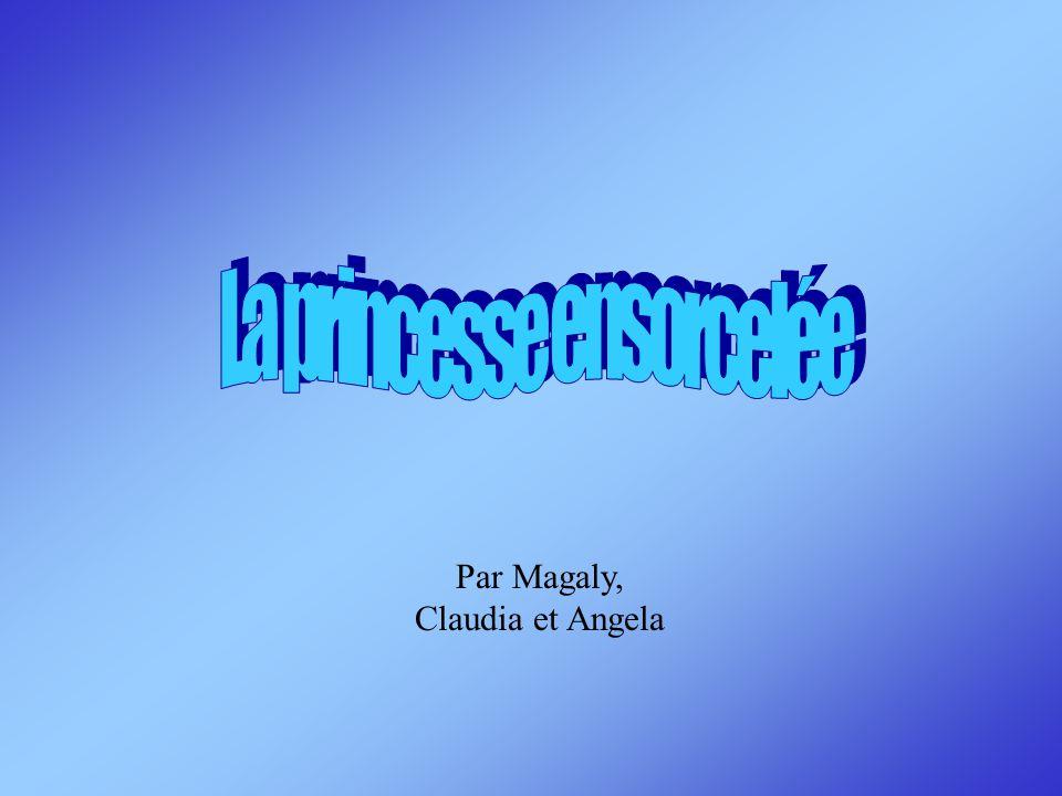 Par Magaly, Claudia et Angela