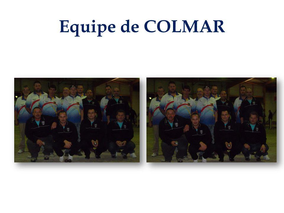 Equipe de COLMAR