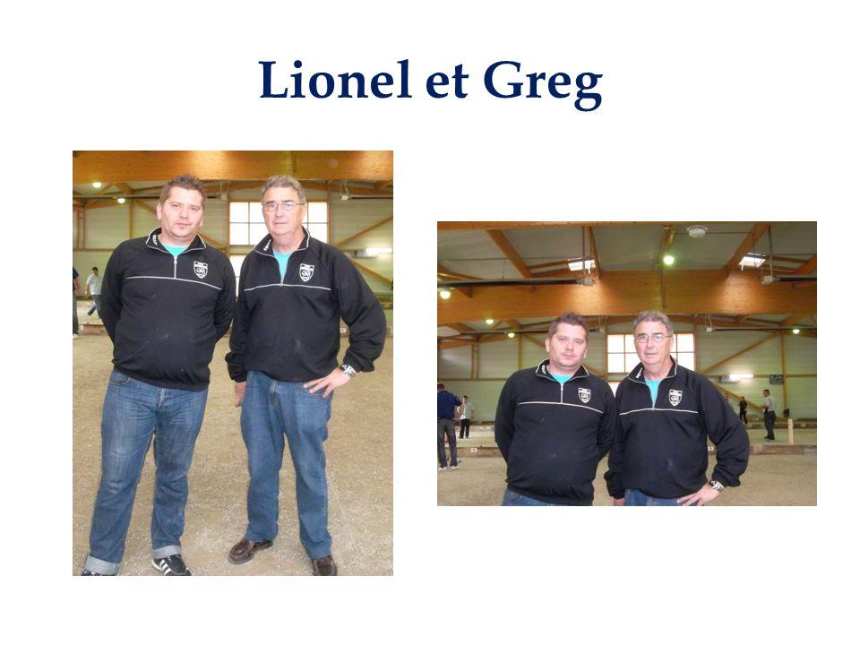 Lionel et Greg