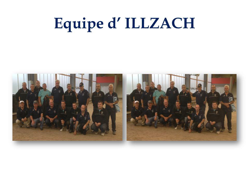 Equipe d ILLZACH